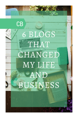 Blogs that Changed My Life and Business