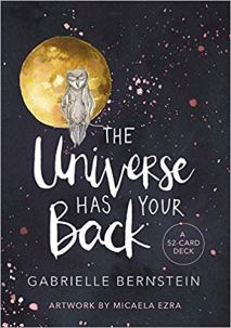 Universe Has Your Back Card Deck